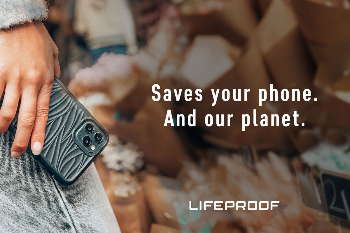 Lifeproof official sponsor of Down to Earth with Zac Efron