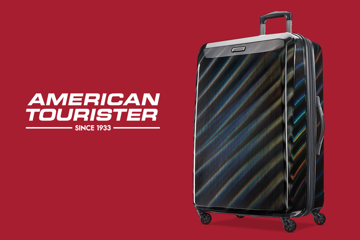 American Tourister official sponsor of Down to Earth with Zac Efron