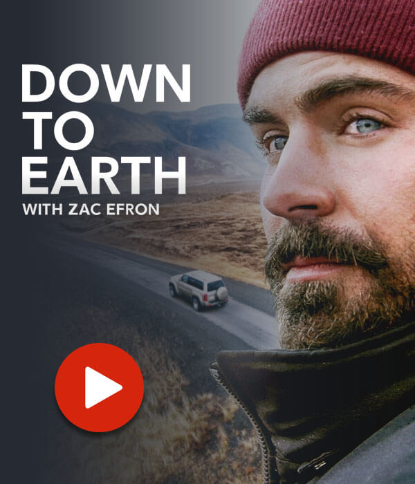 Down to Earth with Zac Efron Official Netflix Trailer